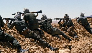 Moroccan Army Training