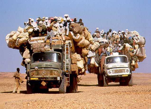 Migration-Sahara