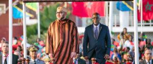 Arrivée de SM le Roi Mohammed VI à Dar es Salam