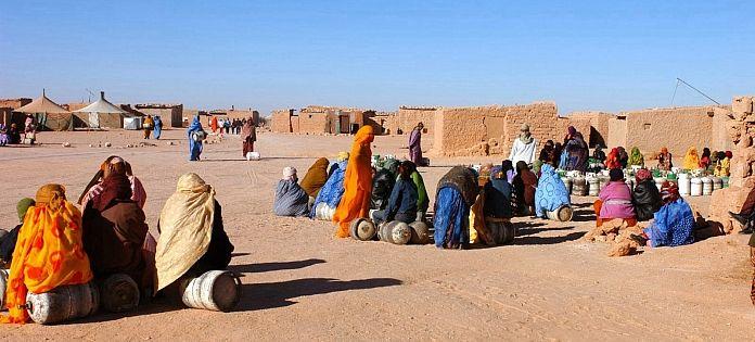 tindouf-camps