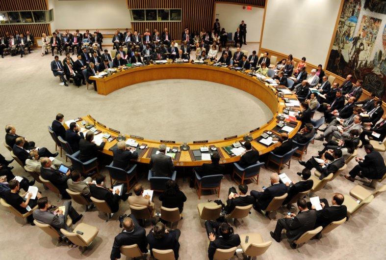 ONU : réunion du Conseil de sécurité