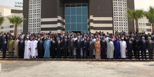 31eme-sommet-de-l-union-africaine-a-nouakchott